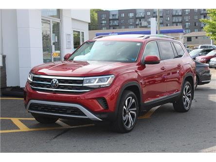 2021 Volkswagen Atlas 3.6 FSI Execline (Stk: 21-2) in Fredericton - Image 1 of 22