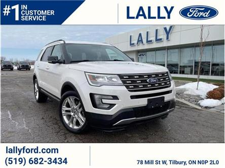 2017 Ford Explorer XLT (Stk: 27313A) in Tilbury - Image 1 of 17
