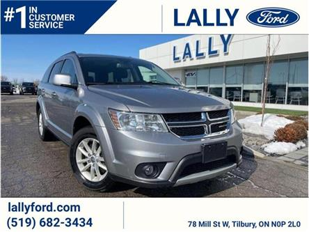 2017 Dodge Journey SXT (Stk: 6812A) in Tilbury - Image 1 of 18