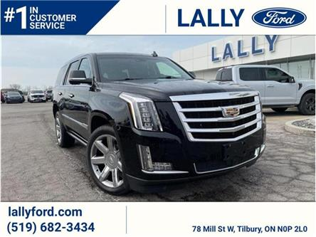 2016 Cadillac Escalade Premium Collection (Stk: 8809) in Tilbury - Image 1 of 19