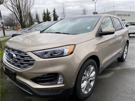 2020 Ford Edge Titanium (Stk: 2061021) in Vancouver - Image 1 of 9