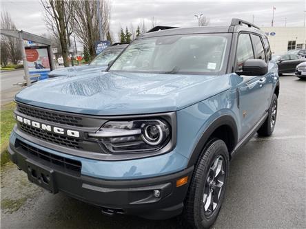 2021 Ford Bronco Sport Badlands (Stk: 21662) in Vancouver - Image 1 of 9