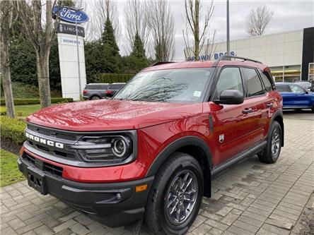 2021 Ford Bronco Sport Big Bend (Stk: 216215) in Vancouver - Image 1 of 9