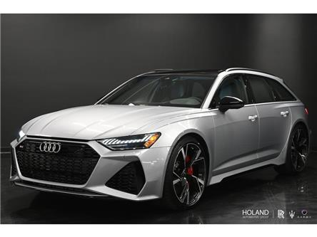 2021 Audi RS 6 Avant 4.0T (Stk: A67552) in Montreal - Image 1 of 30