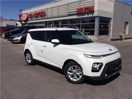 2021 Kia Soul EX (Stk: 140344) in Milton - Image 1 of 12