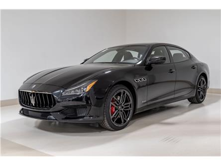 2021 Maserati Quattroporte S Q4 GranSport (Stk: 1036MC) in Calgary - Image 1 of 17
