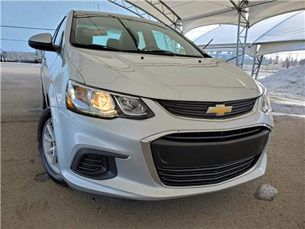 2017 Chevrolet Sonic LT Auto (Stk: 157325) in AIRDRIE - Image 1 of 25