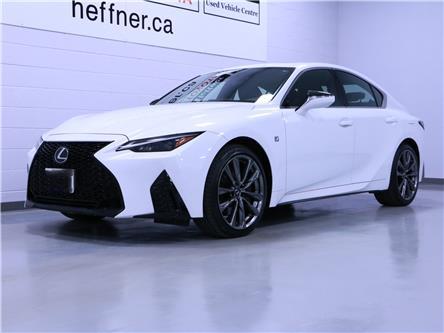 2021 Lexus IS 300 Base (Stk: 213108) in Kitchener - Image 1 of 4