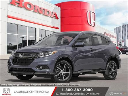 2021 Honda HR-V Sport (Stk: 21721) in Cambridge - Image 1 of 24