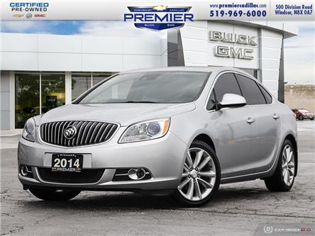 2014 Buick Verano Leather Package (Stk: 200788B) in Windsor - Image 1 of 28