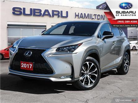 2017 Lexus NX 200t Base (Stk: S8798A) in Hamilton - Image 1 of 28