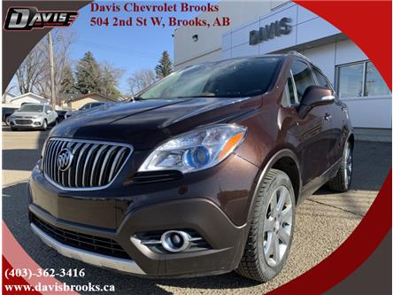 2015 Buick Encore Leather (Stk: 156012) in Brooks - Image 1 of 16
