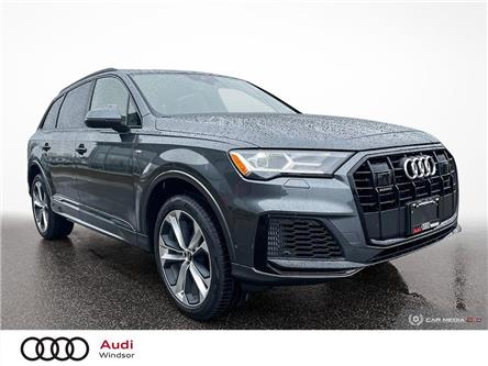 2021 Audi Q7 55 Progressiv (Stk: 21107) in Windsor - Image 1 of 30