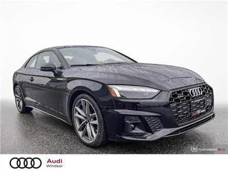2021 Audi A5 2.0T Progressiv (Stk: 21105) in Windsor - Image 1 of 27