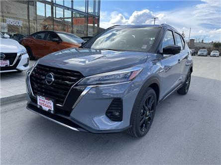 2021 Nissan Kicks SR (Stk: T21084) in Kamloops - Image 1 of 25