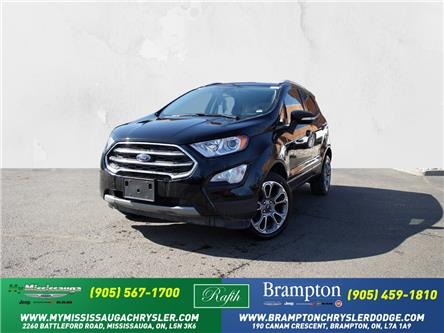 2020 Ford EcoSport Titanium (Stk: 1347) in Mississauga - Image 1 of 20
