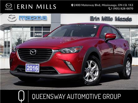 2016 Mazda CX-3 GS (Stk: 21-0395A) in Mississauga - Image 1 of 23