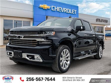 2021 Chevrolet Silverado 1500 High Country (Stk: TC2840) in Stratford - Image 1 of 7