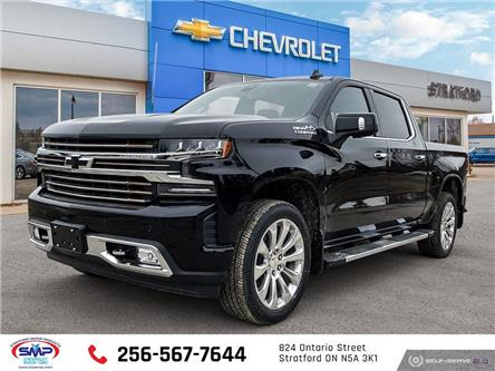 2021 Chevrolet Silverado 1500 High Country (Stk: TC2857X) in Stratford - Image 1 of 7