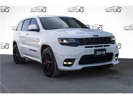 2018 Jeep Grand Cherokee SRT (Stk: 44614AU) in Innisfil - Image 1 of 27