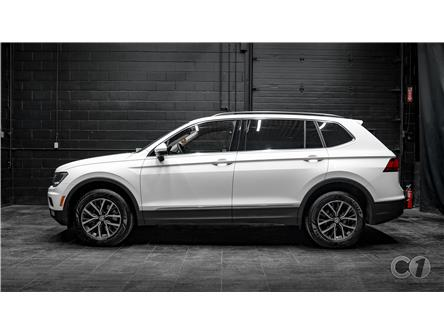 2020 Volkswagen Tiguan Comfortline (Stk: CT21-145) in Kingston - Image 1 of 42