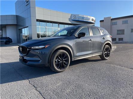 2021 Mazda CX-5 Kuro Edition (Stk: 21T043) in Kingston - Image 1 of 18