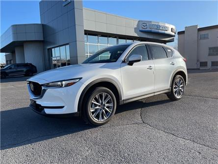 2021 Mazda CX-5 GT w/Turbo (Stk: 21T080) in Kingston - Image 1 of 19