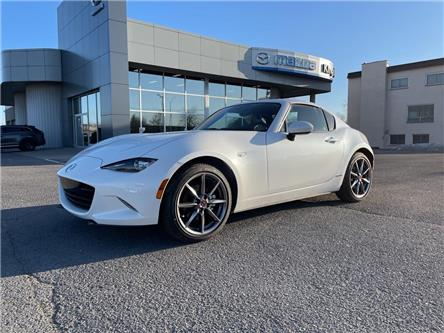 2021 Mazda MX-5 RF 100th Anniversary Edition (Stk: 21C034) in Kingston - Image 1 of 16