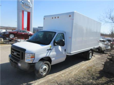 2019 Ford E-450 Cutaway Base (Stk: DRP5446) in Peterborough - Image 1 of 8