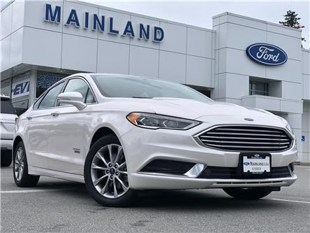 2018 Ford Fusion Energi SE Luxury (Stk: P6297) in Vancouver - Image 1 of 30