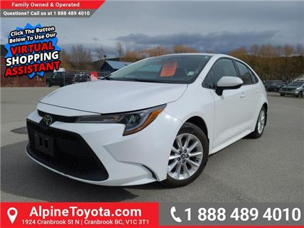 2020 Toyota Corolla LE (Stk: X993475A) in Cranbrook - Image 1 of 23