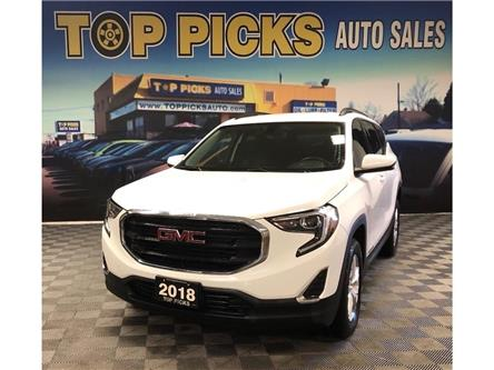 2018 GMC Terrain SLE (Stk: 177745) in NORTH BAY - Image 1 of 28