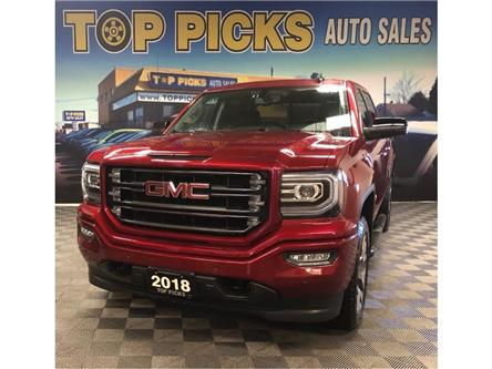 2018 GMC Sierra 1500 SLT (Stk: 494247) in NORTH BAY - Image 1 of 29
