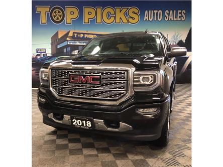 2018 GMC Sierra 1500 Denali (Stk: 140045) in NORTH BAY - Image 1 of 29