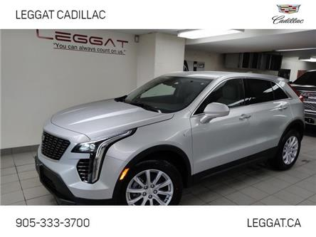 2021 Cadillac XT4 Luxury (Stk: 219572) in Burlington - Image 1 of 11