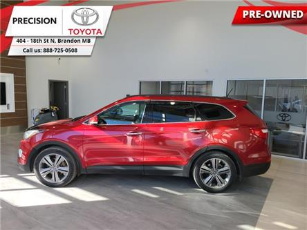 2013 Hyundai Santa Fe XL LTD (Stk: 211031) in Brandon - Image 1 of 30