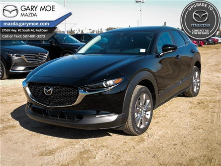 2021 Mazda CX-30 GS (Stk: 1X30991) in Red Deer - Image 1 of 15