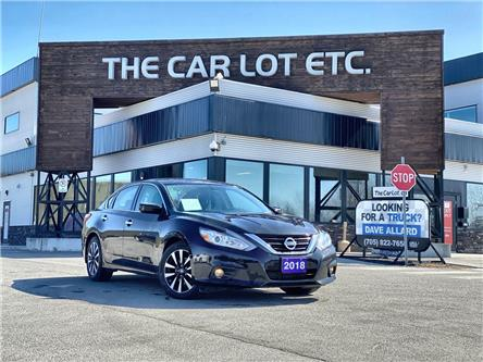 2018 Nissan Altima 2.5 SV (Stk: 20641) in Sudbury - Image 1 of 26