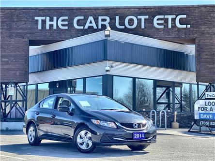 2014 Honda Civic LX (Stk: 20503-1) in Sudbury - Image 1 of 23