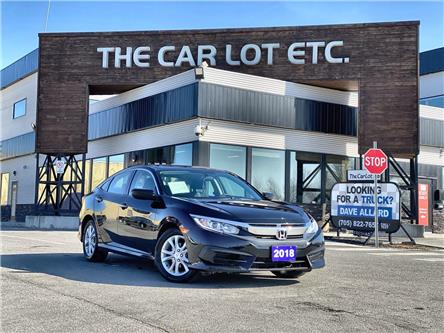 2018 Honda Civic LX (Stk: 21014-1) in Sudbury - Image 1 of 24