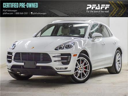 2017 Porsche Macan Turbo (Stk: 53859) in Newmarket - Image 1 of 24