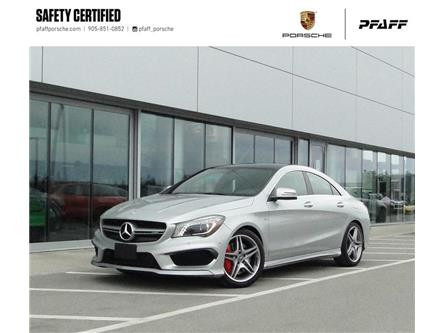 2015 Mercedes-Benz CLA45 AMG 4MATIC Coupe (Stk: P16727A) in Vaughan - Image 1 of 30