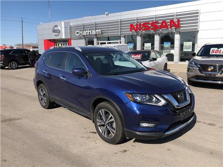 2019 Nissan Rogue SV (Stk: M0076A) in Chatham - Image 1 of 19