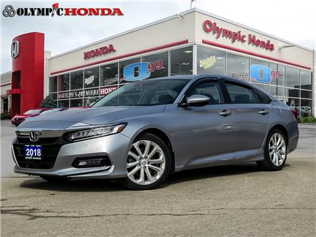 2018 Honda Accord Touring (Stk: P9253A) in Guelph - Image 1 of 25