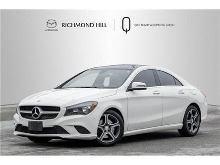 2015 Mercedes-Benz CLA-Class Base (Stk: 21-256A) in Richmond Hill - Image 1 of 20