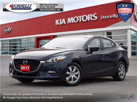2017 Mazda Mazda3 GX (Stk: KV72A) in Kanata - Image 1 of 25