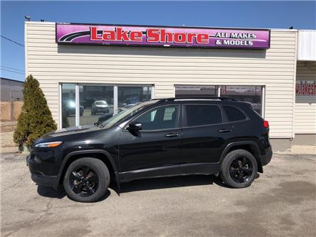 2016 Jeep Cherokee Sport (Stk: K9554) in Tilbury - Image 1 of 19