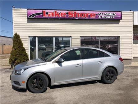 2012 Chevrolet Cruze LT Turbo (Stk: K9575) in Tilbury - Image 1 of 16