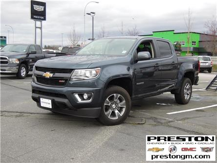 2020 Chevrolet Colorado Z71 (Stk: X31801) in Langley City - Image 1 of 28