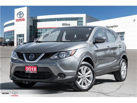 2018 Nissan Qashqai S (Stk: 156484) in Milton - Image 1 of 20